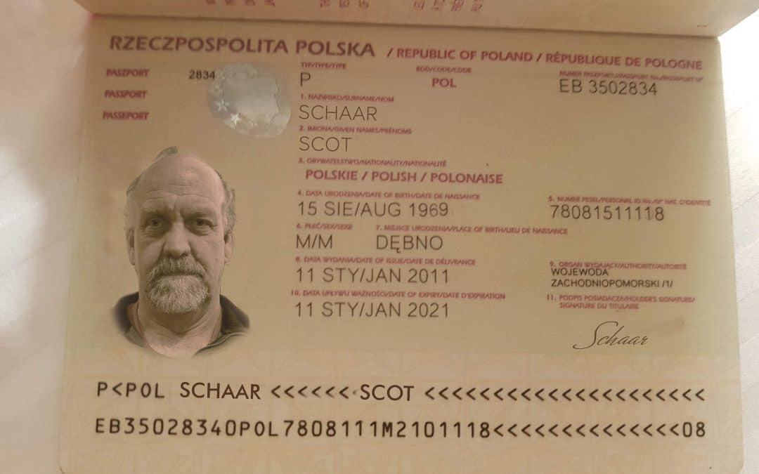 4-2-19 Scot Schaar and Bob Slanzi – Polish Mead (and Polish Passports)