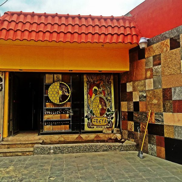 8-6-19 Raúl de la Garza - Freya Brewing in Monterrey Mexico – Got