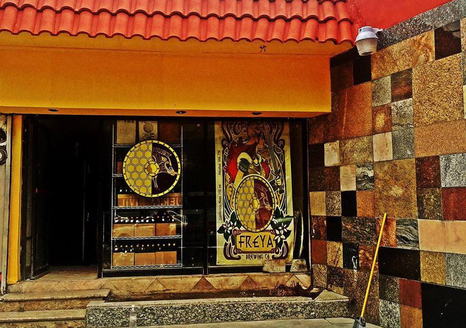 8-6-19 Raúl de la Garza – Freya Brewing in Monterrey Mexico
