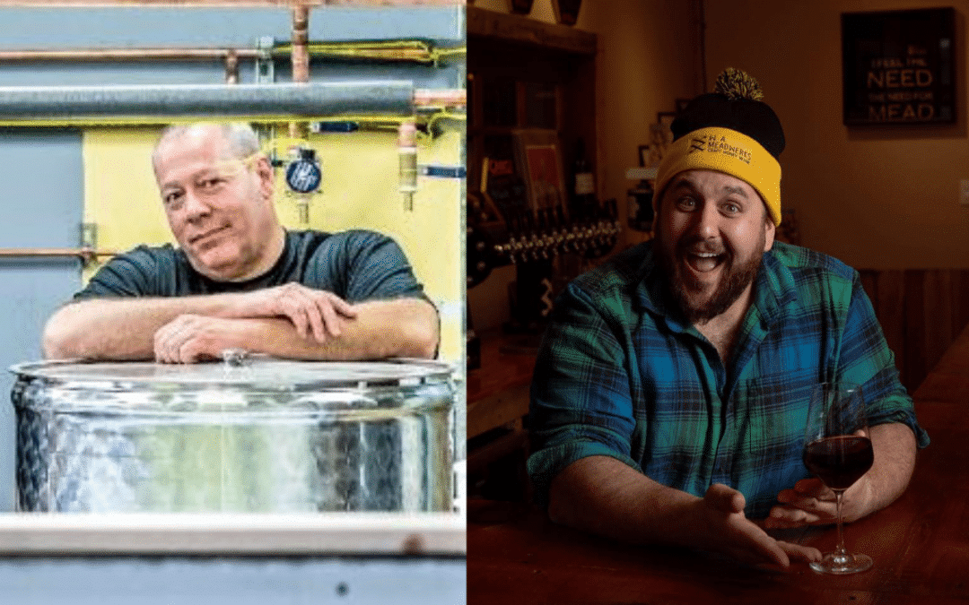 10-20-20 Roger Wanner and Joe Abruzzo – W A Meadworks – Expanding Production and Making Great Meads