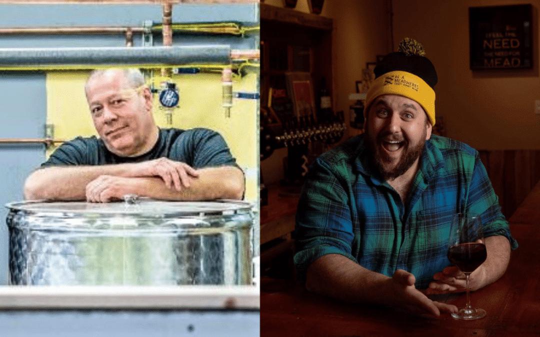 2-25-20 Roger Wanner and Joe Abruzzo – MeadCon Speaker – W A Meadwerks – Meadery on a Shoestring
