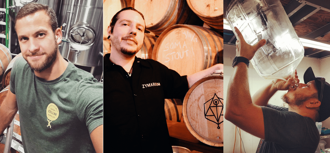 9-15-20 Brian Wing – Green Bench Brewing, Cody Lenz and Joe Leigh – Florida Mead