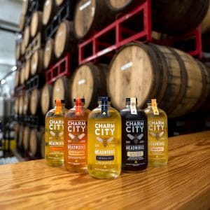 Charm City Meadworks bottled mead