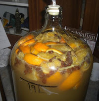 Joe's Ancient Orange, Clove, and Cinnamon Mead