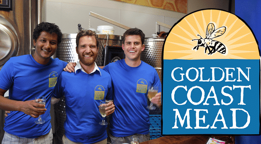 GotMead Live – Frank Golbeck – Golden Coast Mead