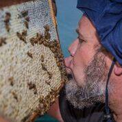 11-8-16 Michael Jordan – the Bee Whisperer – BtB – Making Mead from a Beekeeper