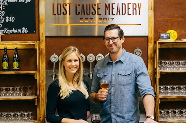 5-29-18 Billy Beltz – Lost Cause Meadery – Making Award Winning Meads and Starting an Award Winning Meadery