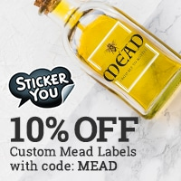 StickerYou - Get Your Mead Labels